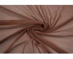Трикотажная сетка цвет коричневый