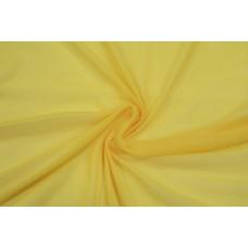 Трикотажная сетка цвет желтый