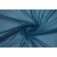 Трикотажная сетка цвет синий