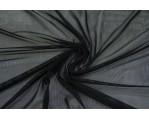 Трикотажная сетка цвет черный