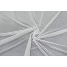 Трикотажная сетка цвет белый