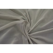 Трикотажная сетка цвет серый