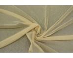Трикотажная сетка цвет бежевый