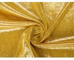 Трикотаж с напылением золото