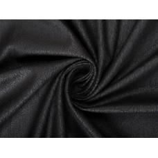 Плательная ткань с черным матовым напылением