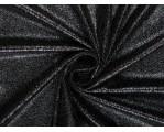 Плательная ткань с черным напылением