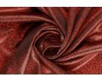 Бифлекс с напылением темно-красный с эффектом голограммы