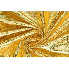 Бифлекс голограмма золотой