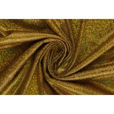 Бифлекс с напылением золотой с эффектом голограммы