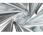 Бифлекс с напылением серебро глянец