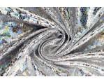 Бифлекс голограмма серебро