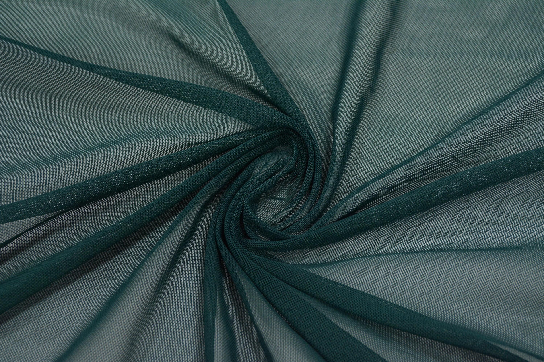 Трикотажная сетка цвет зеленый C24-282