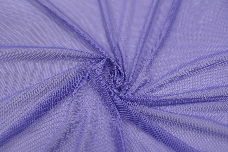 Трикотажная сетка цвет фиолетовый C24-285