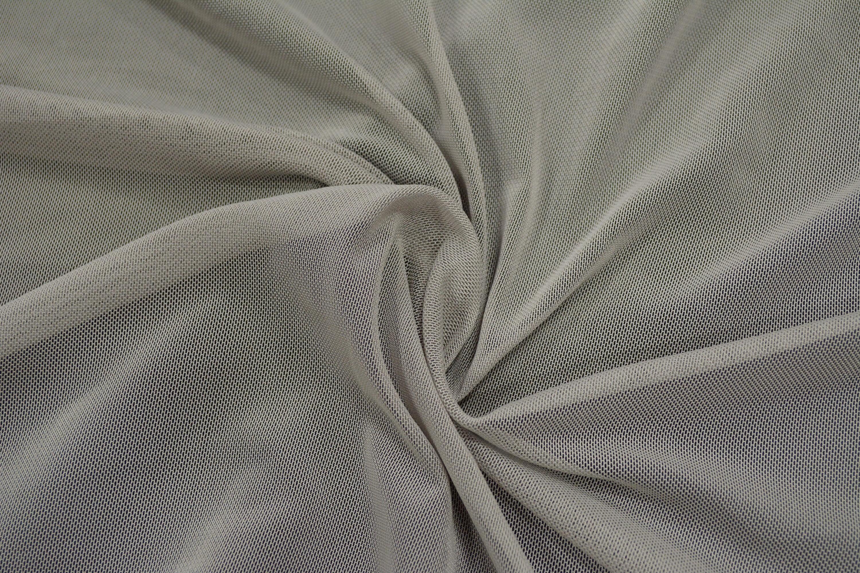 Трикотажная сетка цвет серый C24-300